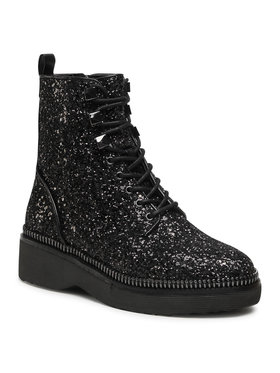 MICHAEL Michael Kors MICHAEL Michael Kors Bokacsizma Haskell Bootie 40R1HSFE5D Fekete