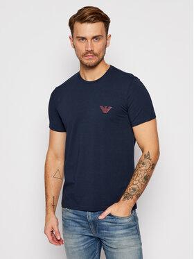 Emporio Armani Underwear Emporio Armani Underwear T-Shirt 110853 0A524 135 Dunkelblau Regular Fit