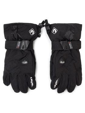 Level Level Γάντια για snowboard Fly Jr 4001JG01 Μαύρο