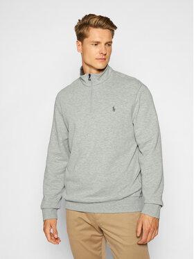 Polo Ralph Lauren Polo Ralph Lauren Bluză Lsl 710812963002 Gri Regular Fit
