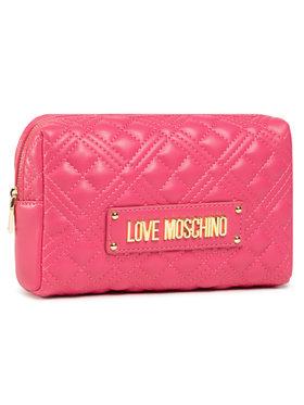 LOVE MOSCHINO LOVE MOSCHINO Geantă pentru cosmetice JC5302PP1CLA0604 Roz