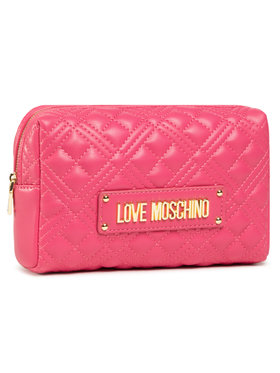 LOVE MOSCHINO LOVE MOSCHINO Τσαντάκι καλλυντικών JC5302PP1CLA0604 Ροζ