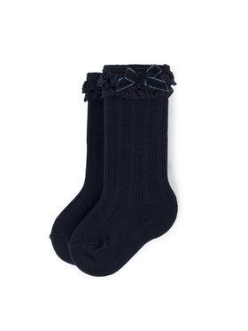 Mayoral Mayoral Vysoké dětské ponožky 10636 Tmavomodrá
