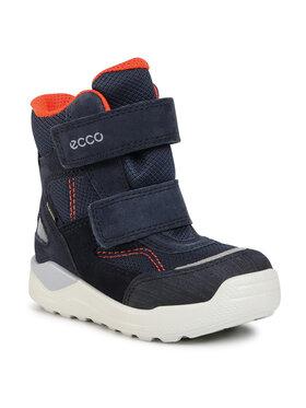 ECCO ECCO Bottes de neige Urban Mini GORE-TEX Bleu marine