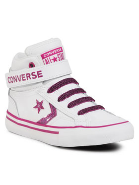 Converse Converse Сникърси Pro Blaze Strap Hi 668475C Бял