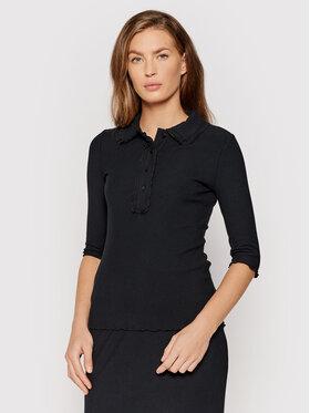 MAX&Co. MAX&Co. Блуза Chimera 79549921 Черен Slim Fit