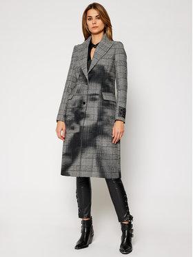 Guess Guess Płaszcz przejściowy W0BL04 WDAH0 Szary Regular Fit