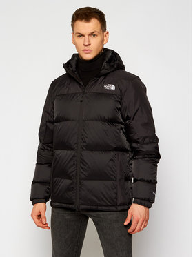 The North Face The North Face Пухено яке Diablo NF0A4M9LKX71 Черен Regular Fit