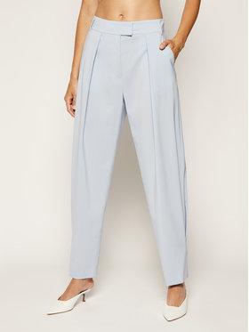 MAX&Co. MAX&Co. Pantaloni din material Nonato 71340120 Albastru Regular Fit