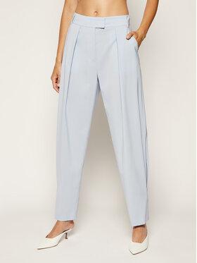 MAX&Co. MAX&Co. Spodnie materiałowe Nonato 71340120 Niebieski Regular Fit