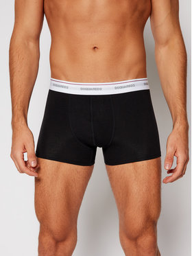 Dsquared2 Underwear Dsquared2 Underwear Set 3 perechi de boxeri DCXC60040 Negru