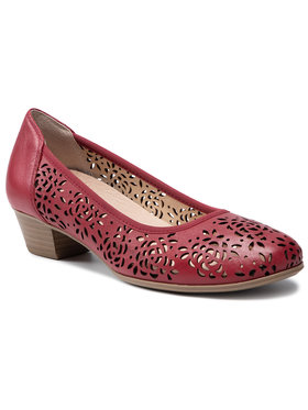 Caprice Caprice Обувки 9-22502-26 Червен