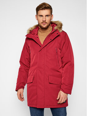 Levi's® Levi's® Zimska jakna Woodside 27324-0003 Tamnocrvena Regular Fit
