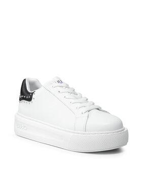 Liu Jo Liu Jo Sneakers Kylie 3 BF1103 P0102 Bianco
