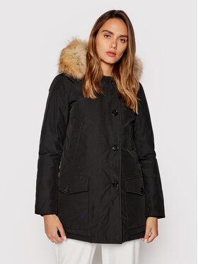 Woolrich Woolrich Куртка парка Arctic CFWWOU0540FRUT0001 Чорний Regular Fit