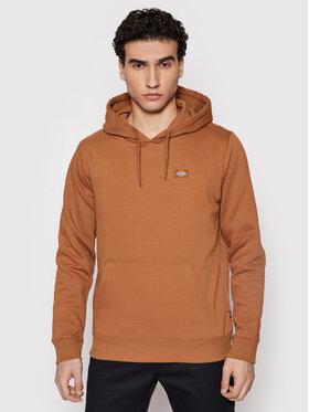 Dickies Dickies Sweatshirt Oakport DK0A4XCDBD01 Braun Regular Fit