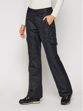 Volcom Volcom Pantaloni da sci Bridger H1252102 Nero Standard Fit