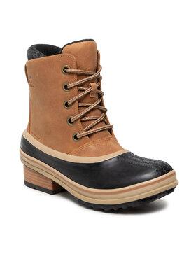 Sorel Sorel Čizme za snijeg Slimpack III Lace Wp NL3810 Smeđa