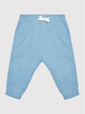 United Colors Of Benetton United Colors Of Benetton Teplákové kalhoty 3J74I0506 Modrá Regular Fit