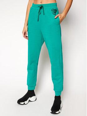 Pinko Pinko Teplákové nohavice Bugs AI 20-21 PRR 1N12XZ Y75F Zelená Regular Fit
