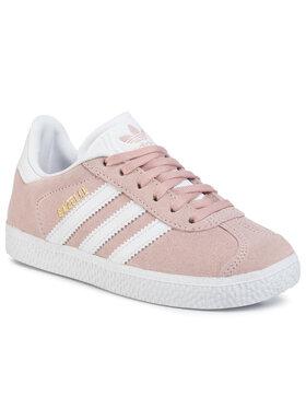adidas adidas Обувки Gazelle C BY9548 Розов
