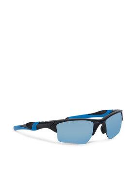 Oakley Oakley Okulary przeciwsłoneczne Haft Jacket 2.0 Xl 0OO9154-6762 Czarny