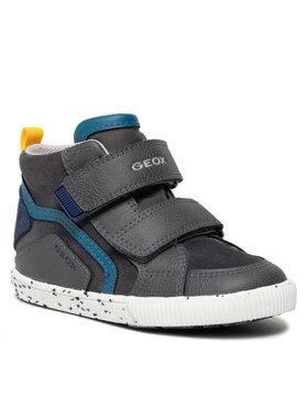Geox Geox Tenisice BKilwi Boy C B04A7C 022ME C0665 S Siva