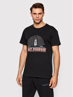 Unfair Athletics Unfair Athletics T-Shirt UNFR21-122 Czarny Regular Fit