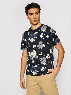 Calvin Klein Calvin Klein Тишърт Allover Flower Print K10K107120 Черен Regular Fit