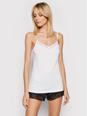 Femilet Femilet Apatiniai marškinėliai Nova FN4680 Balta Slim Fit