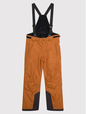 Reima Reima Spodnie narciarskie Wingon 532185 Brązowy Regular Fit