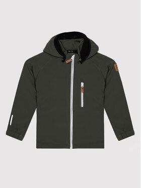 Reima Reima Softshell kabát Vantti 521569 Zöld Regular Fit