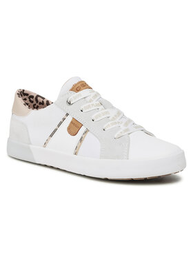 Geox Geox Sneakers J Kilwi G. D J15D5D 0223S C1000 S Alb
