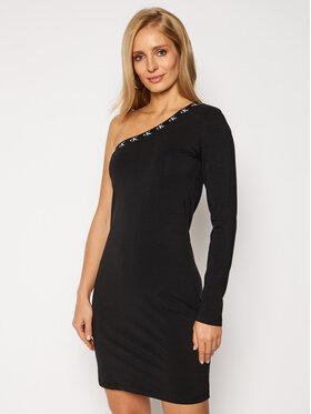 Calvin Klein Jeans Calvin Klein Jeans Ежедневна рокля J20J215138 Черен Slim Fit
