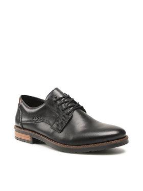 Rieker Rieker Обувки 14601-00 Черен