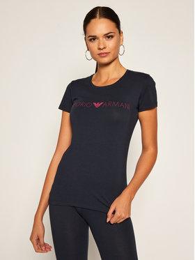 Emporio Armani Underwear Emporio Armani Underwear T-Shirt 163139 0A317 00637 Granatowy Slim Fit