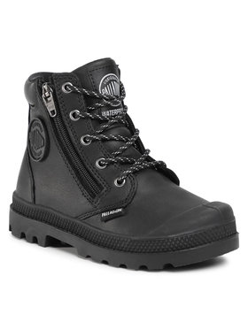 Palladium Palladium Ορειβατικά παπούτσια Pampa Hi Cuff Wp 53476-097-M Μαύρο