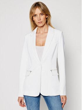 Guess Guess Blazer W1RN05 WDO72 Weiß Slim Fit