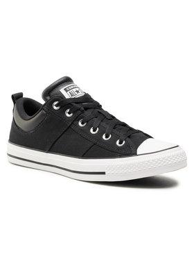 Converse Converse Plátěnky Ctas Cs Ox 166963C Černá