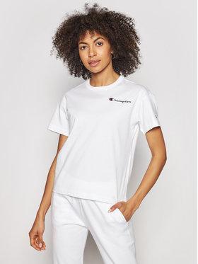 Champion Champion T-shirt 114167 Bianco Custom Fit