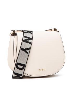 DKNY DKNY Handtasche Winonna Saddle Bag R12EKM64 Weiß