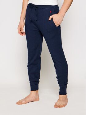 Polo Ralph Lauren Polo Ralph Lauren Sportinės kelnės Spn 714830285001 Tamsiai mėlyna