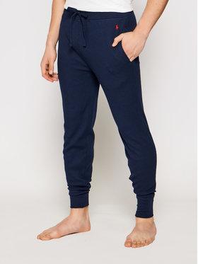 Polo Ralph Lauren Polo Ralph Lauren Teplákové nohavice Spn 714830285001 Tmavomodrá