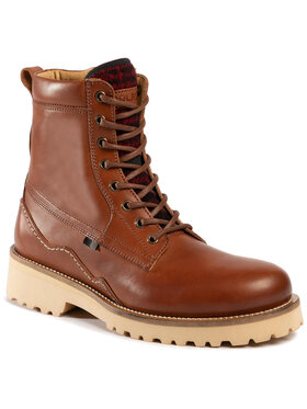 Woolrich Woolrich Turistická obuv WFM202.062.3310 Hnědá