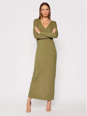 Samsøe Samsøe Samsøe Samsøe Kleid für den Alltag Patty F21300116 Grün Regular Fit