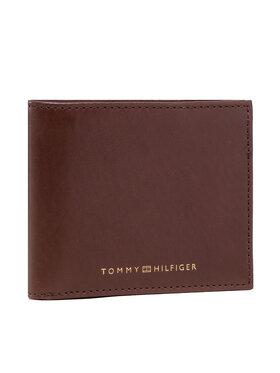 Tommy Hilfiger Tommy Hilfiger Zestaw upominkowy Gp Mini Cc Wallet & Key Fob AM0AM07930 Brązowy