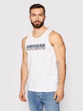 Quiksilver Quiksilver Débardeur Like Gold EQYZT06336 Blanc Regular Fit