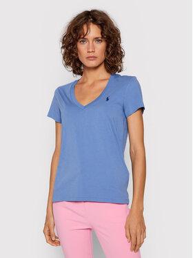 Polo Ralph Lauren Polo Ralph Lauren T-shirt 211847077001 Bleu Regular Fit