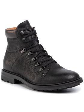 Gino Rossi Gino Rossi Outdoorová obuv Ricky MTU366-289-0720-9999-0 Čierna