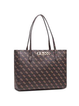 Guess Guess Handtasche Uptown Chic (QL) HWQL73 01250 Braun